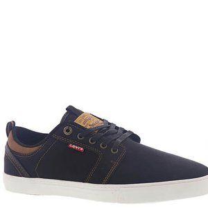 Levi's Men Alpine Waxed UL NB sneaker-black-sz 9.5